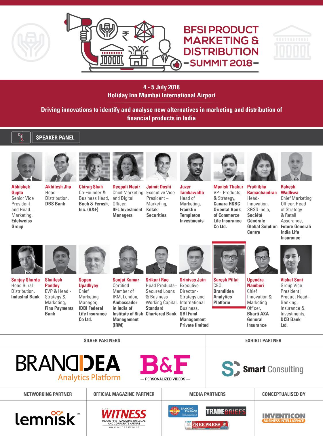 BFSI Marketing & Distribution Submit 2018