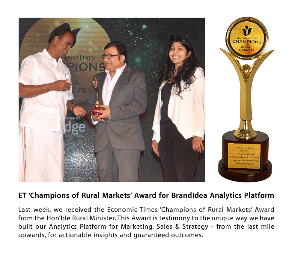 ET Champions of Rural Markets Award
