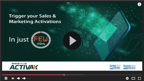 Trigger your sales & marketing activations