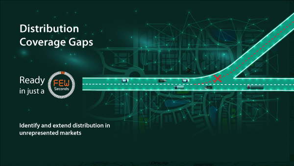 Distribution Coverage Gaps