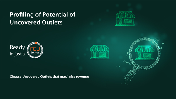 Profiling of Potential of Uncovered Outlets