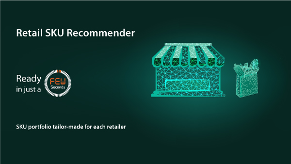Retail SKU recommender