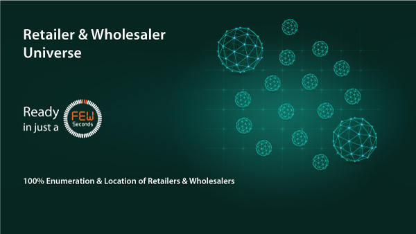 Retailer wholesaler universe