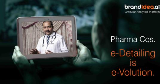 Pharma e-detailing is e-Volution