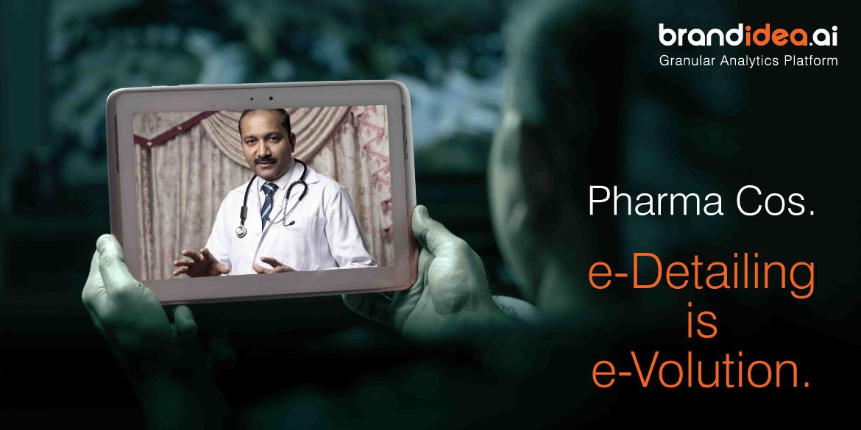 Pharma Cos. e-Detailing is e-Volution
